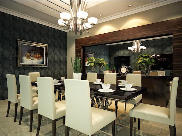 Modern Dining Room Ideas 4 Dining Room Design