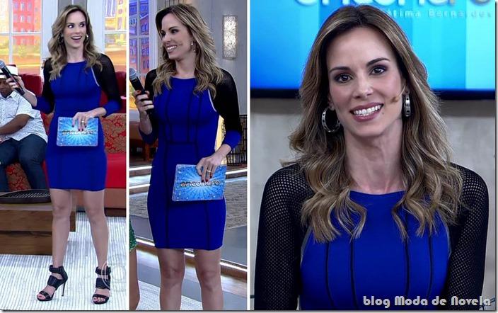 moda do programa encontro - ana furtado no dia 05 de março de 2014