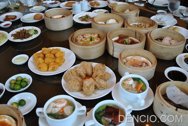 Xin Tian Di Restaurant Dim Sum Buffet unlimited 49