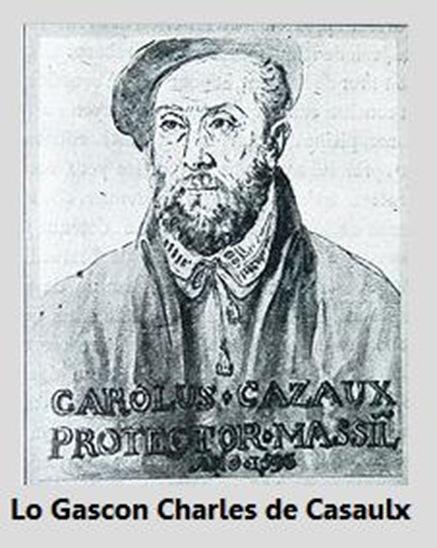 Lo Gascon Charles de Casaulx