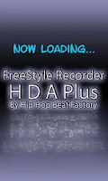 Screenshot of FreeStyle Recorder HDA Plus