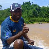 Master River Canoe Driver Bill - Suva, Fiji