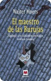 El maestro de las Burujas, de Walter Moers