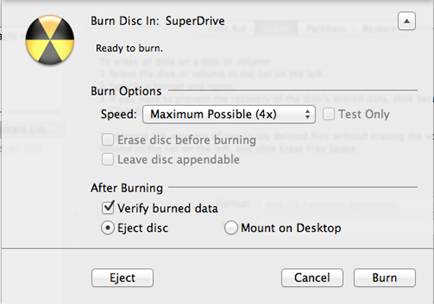 burn mountain lion