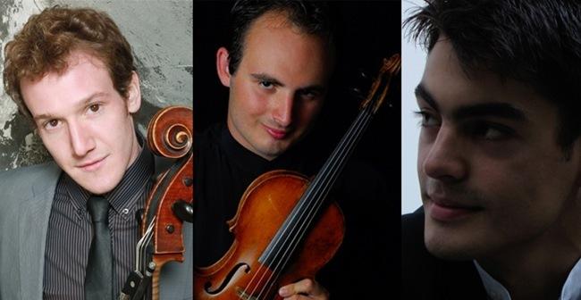 Το Olympus Trio στα Κουρκουμελάτα (13.7.2013)