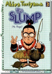 P00031 - Dr. Slump #31