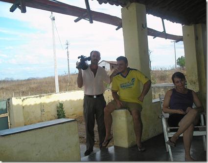 Cinegrafista Claudio Dias