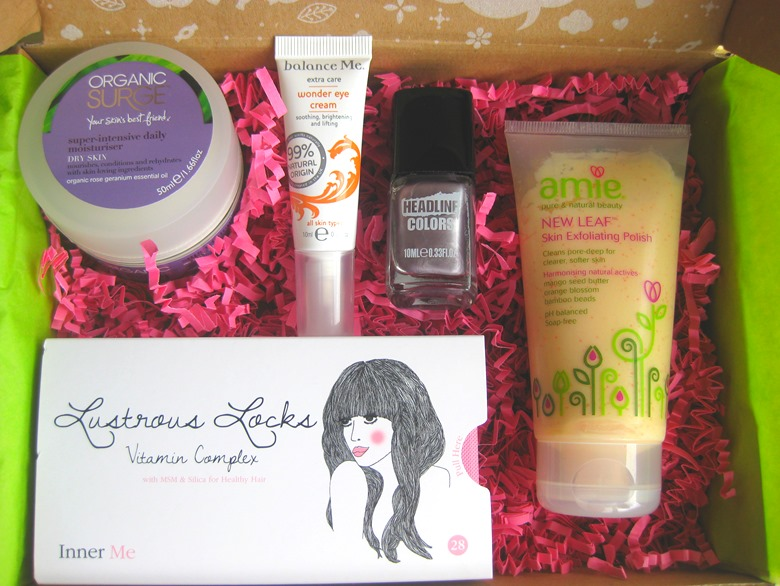Beautebox June 2013