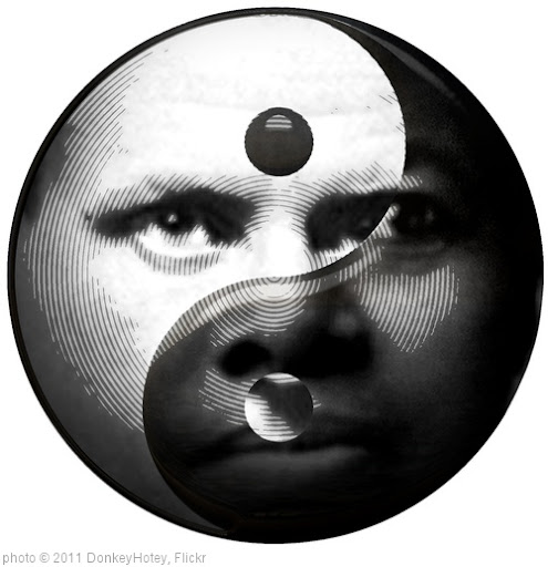 &#39;Yin Yang: Femininity/Masculinity, Black/White - Illustration&#39; photo (c) 2011, DonkeyHotey - license: http://creativecommons.org/licenses/by/2.0/