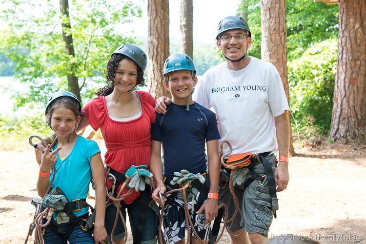 Callaway Gardens Treetop adventure blog-28