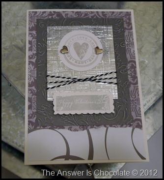Silver Gray White Valentine