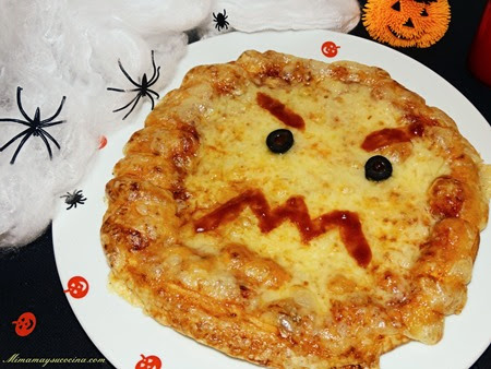 Receta Halloween