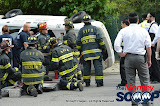 Overturned Vehicle Myrtle Ave & Church St (Photos by Meir Rothman & Moshe Lichtenstein) - DSC_0043.JPG