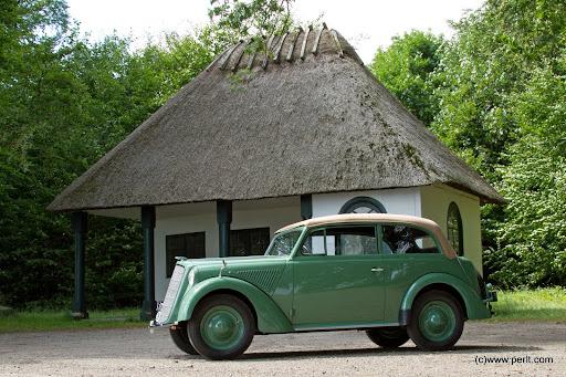 Opel Olympia Cabrio 1936