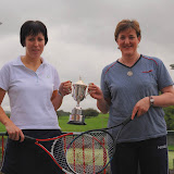 Novice Ladies Singles Final