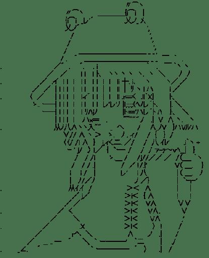 洩矢諏訪子(東方)