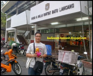 Pasar Batu Lancang di Penang