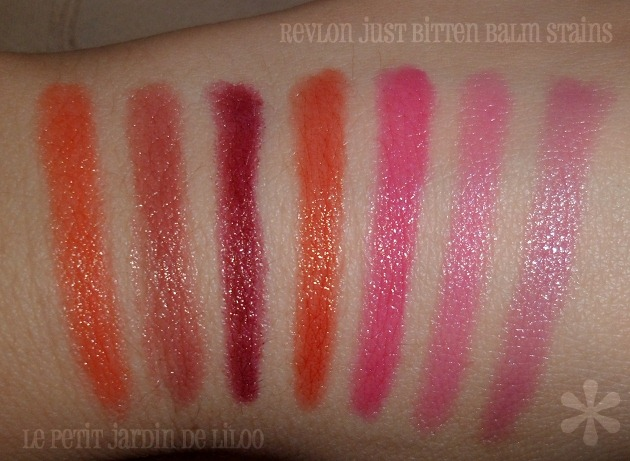 01-revlon-just-bitten-lip-balm-stain-uk-swatch-rendezvous-honey-crush-romantic