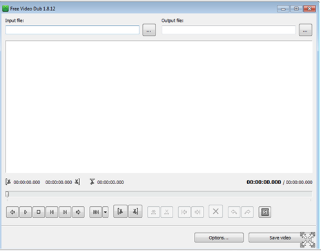 โปรแกรม Free video dub