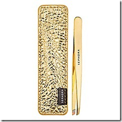Sephora 24k Gold tweezer
