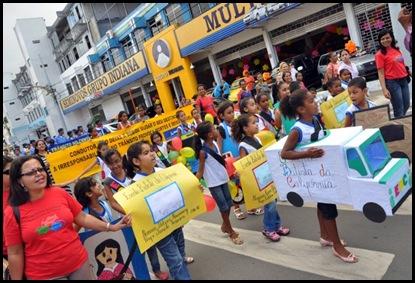 CAIC Semana Nacional do Trânsito 2011 - 2