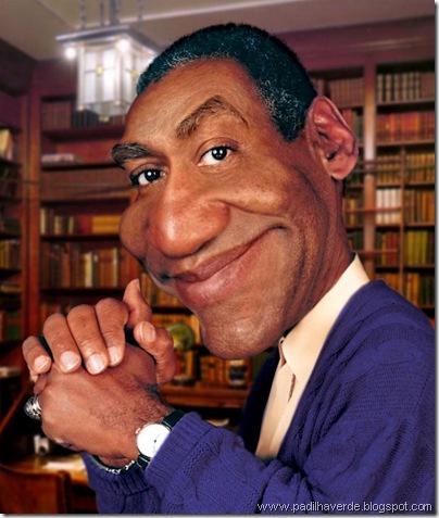 Caricatura Bill Cosby