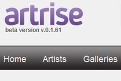 artrise artist social network