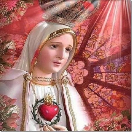 Oração da Noite a Nossa Senhora