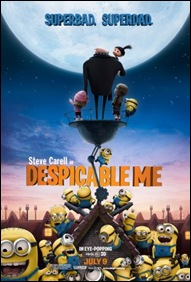 Despicable Me - poster
