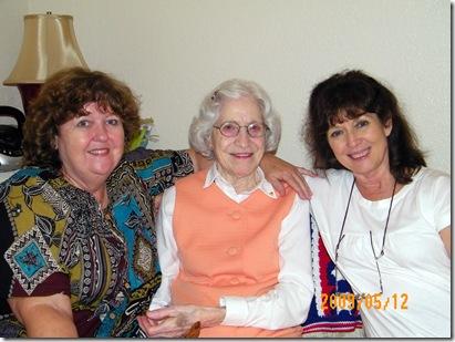 Patsy, Aunt/Mama Trudy, Shocky