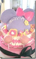 olivias 3 bday cake