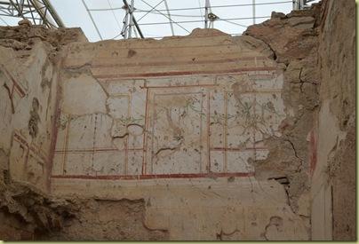 Ephesus House wall paintings