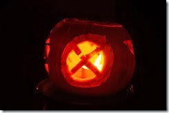 Miss Martian Pumpkin