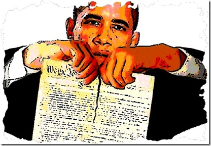 BHO ripping Constitution