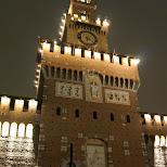castello sforzaesco in Milan, Milano, Italy