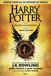 Harry Potter e a Criança Amaldiçoada, por J.K. Rowling