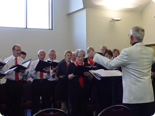 The Wistaston Singers