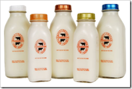 ronnybrook milk bottles