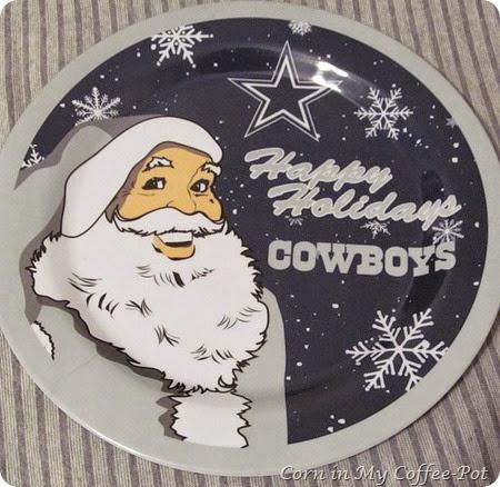 Cowboys and Santa