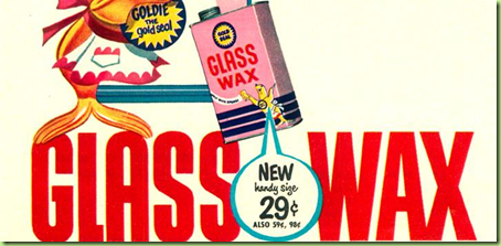 glass wax