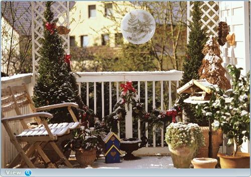 thumb76227969 Фото   Новогодние украшения! Украшаем дом к Новому году.