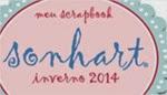 promocao sonhart scrapbook 2014