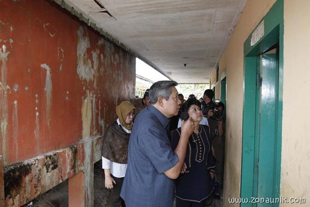 foto keseharian Presiden Indonesia Susilo Bambang Yudhoyono (35)