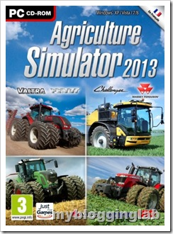 Agricultural Simulator 2013