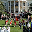 Arrival Ceremony - White House