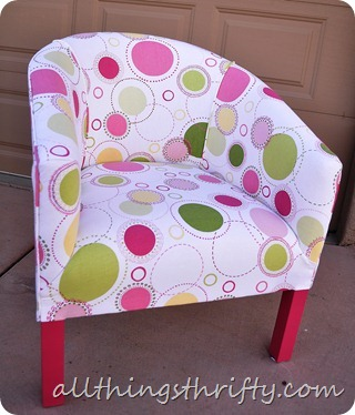 how to upholster a chairs