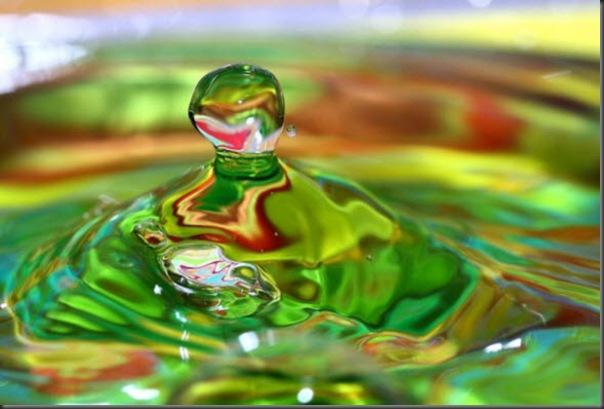 incredibile poze picaturi de apa