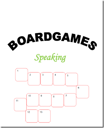 Boardgames speaking