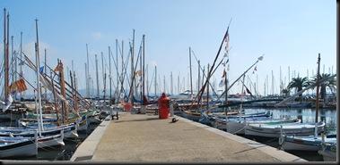 Sanary - himmelsk marina