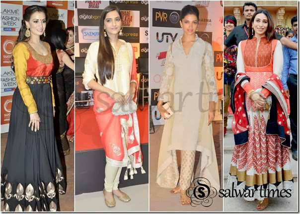 2013_Best_Bollywood_Salwar's